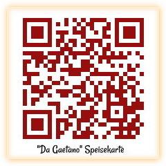 QR-Code für Speisekarte