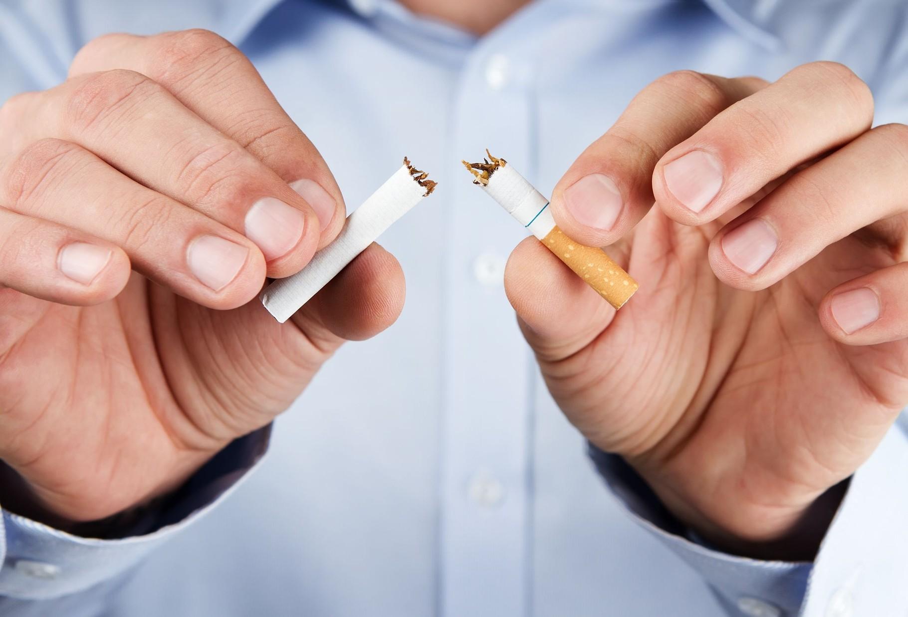 Erfolgreich Nichtraucher werden ohne Entzug