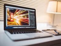 Onlinesprechstunde mit PC, Mac oder Laptop