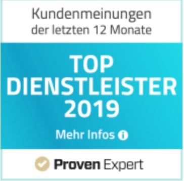 Hypnosecoaching Christian Schmidt - Top-Dienstleister 2019
