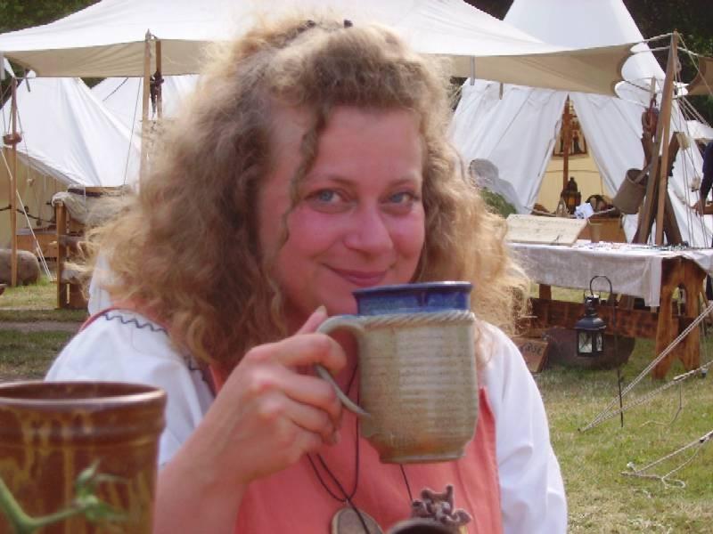 Ein Kaffee am Morgen vertreibt Kummer und Sorgen