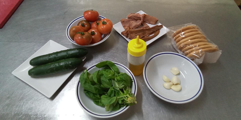 Ingredienti della Tonnina