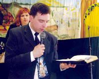 пастор Дмитрий Кириченко