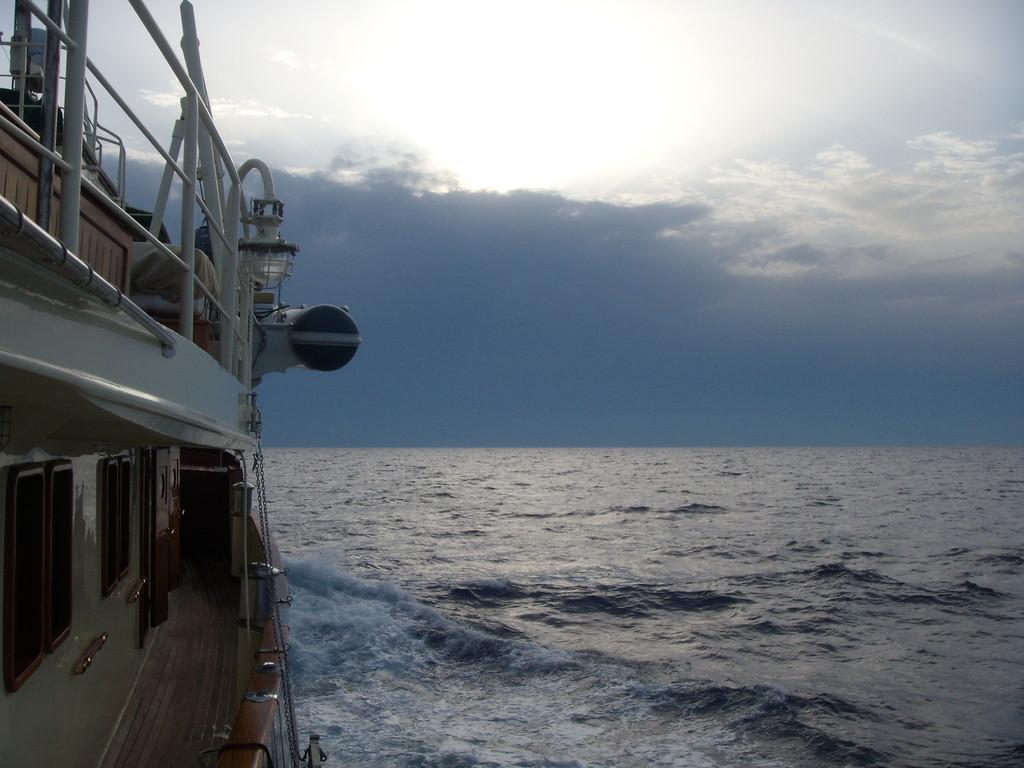 Sulla rotta per la Sardegna