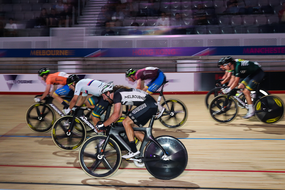 6-Days Melbourne Trackrace