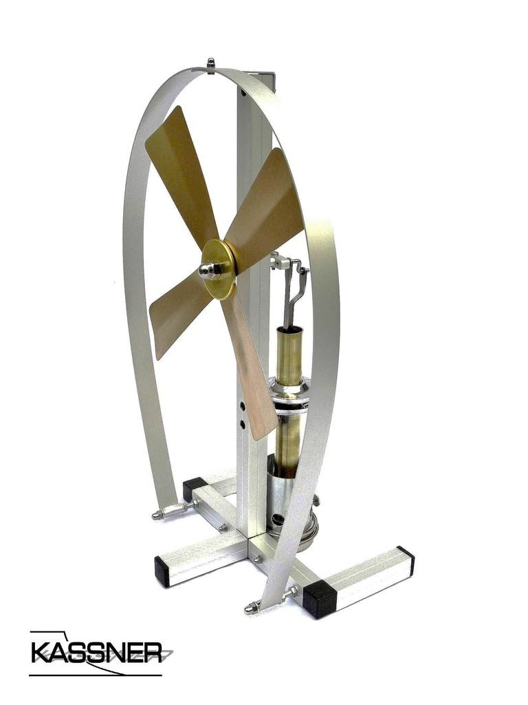 gro er stirling ventilator dessau kassner dampfmaschinen und stirlingmotoren. Black Bedroom Furniture Sets. Home Design Ideas
