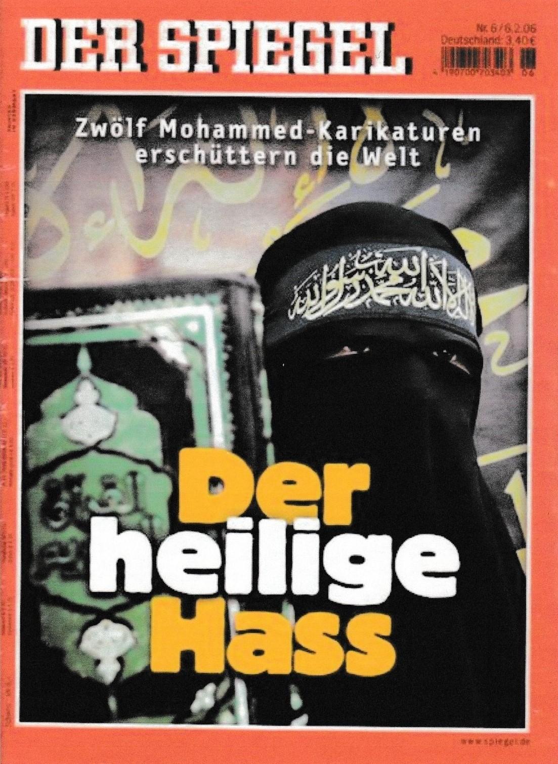 Copyright: DER SPIEGEL 06/2006