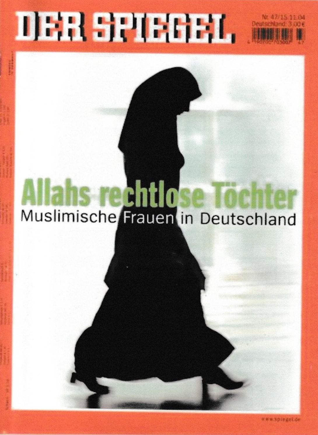 Copyright: DER SPIEGEL 47/2004