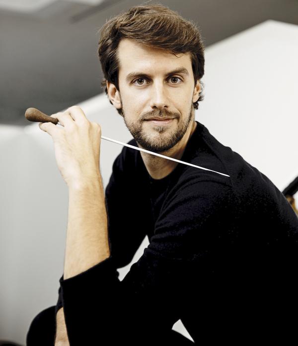 Johannes Witt, Dirigent