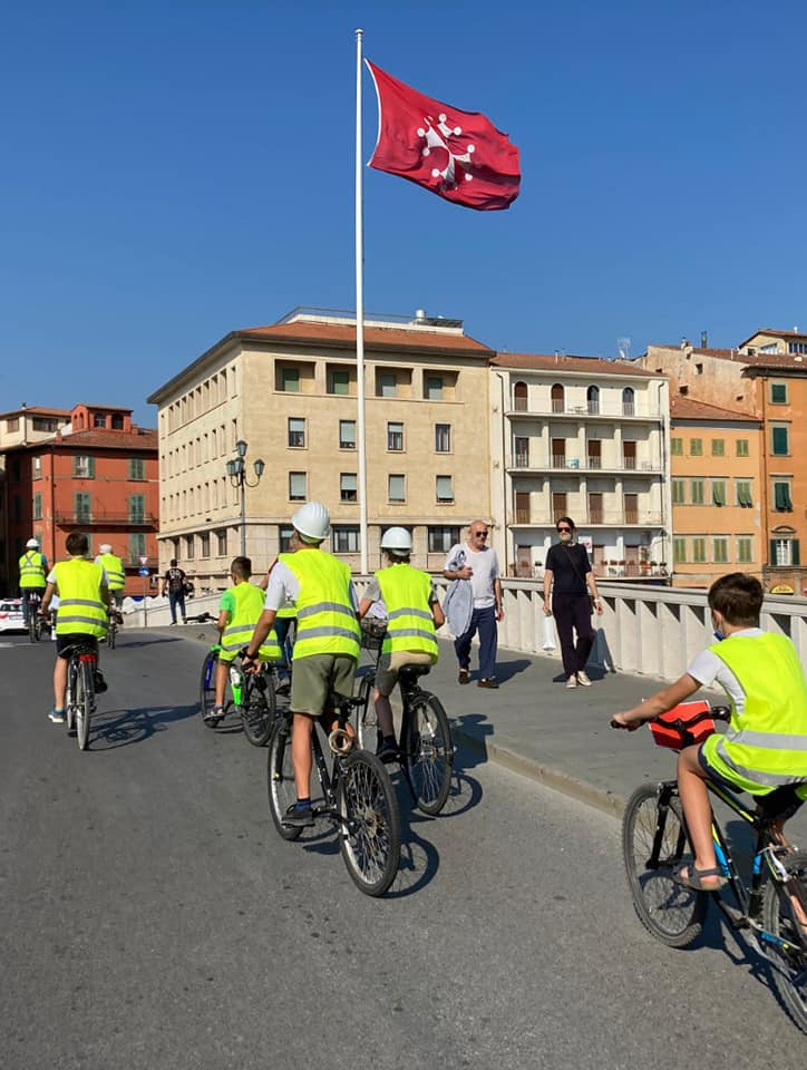 #girolevitespezzateDAY - PISA