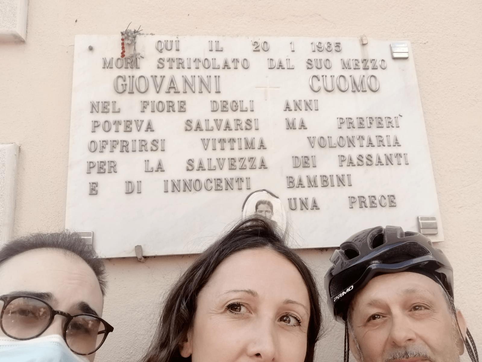 #girolevitespezzateDAY - SICIGNANO degli ALBURNI