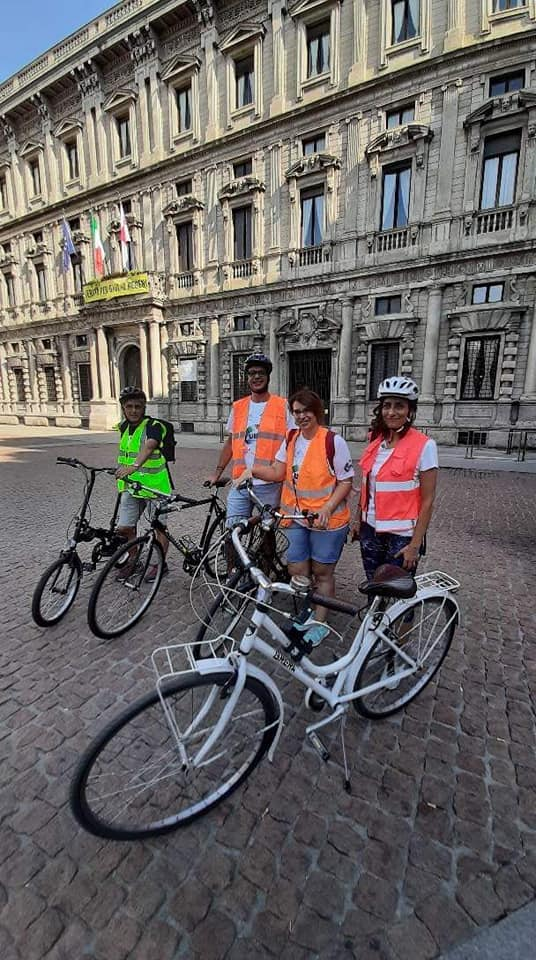 #girolevitespezzateDAY - MILANO