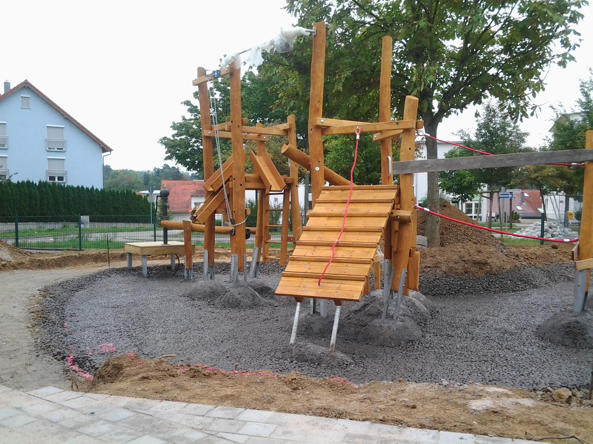 Spielplatz Drachenburg