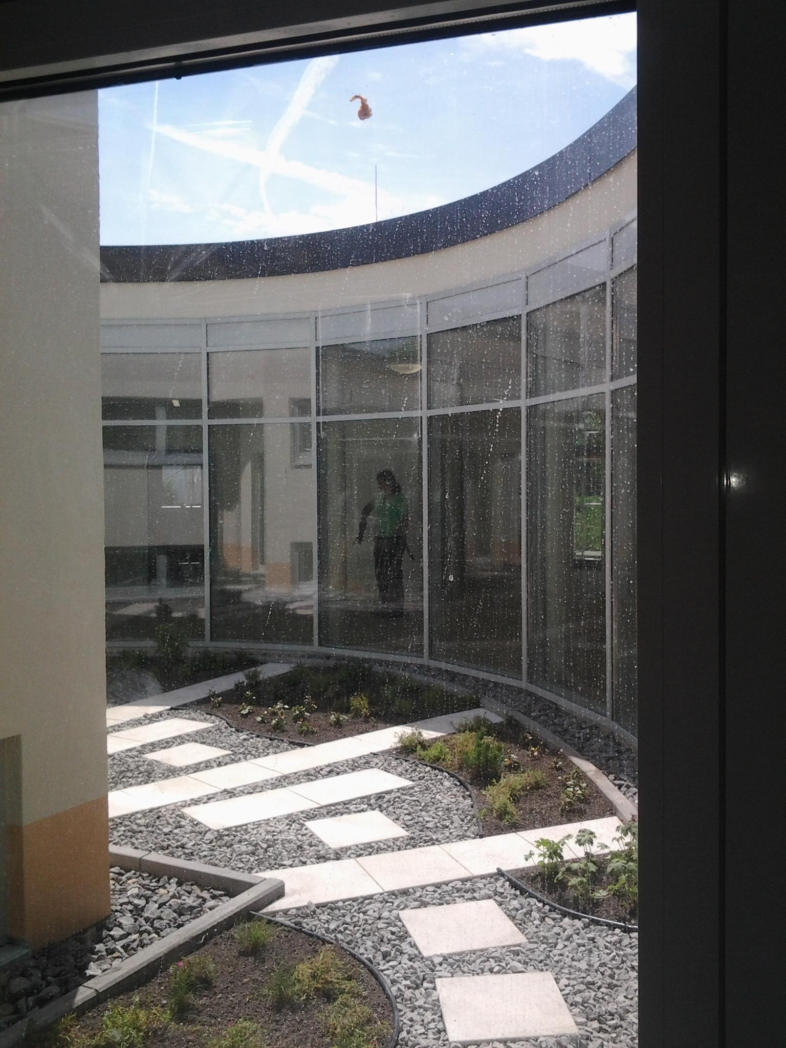 Innenhöfe Kindergarten, Bruchsal