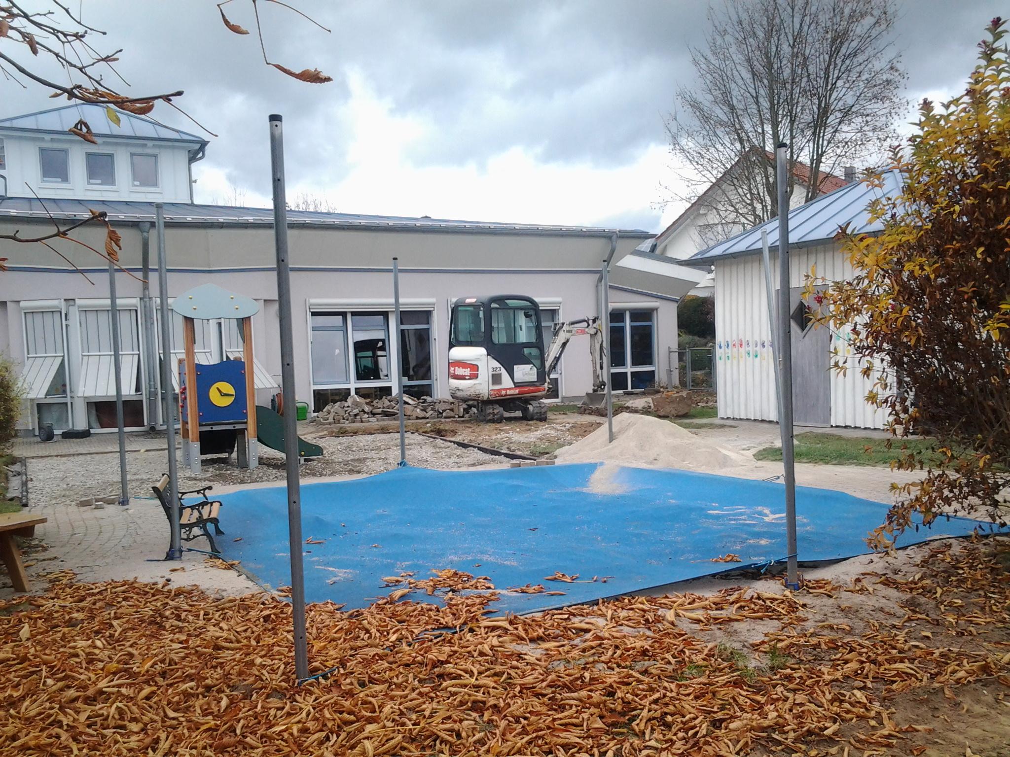 Spielplatz Kindergarten in Nuffringen