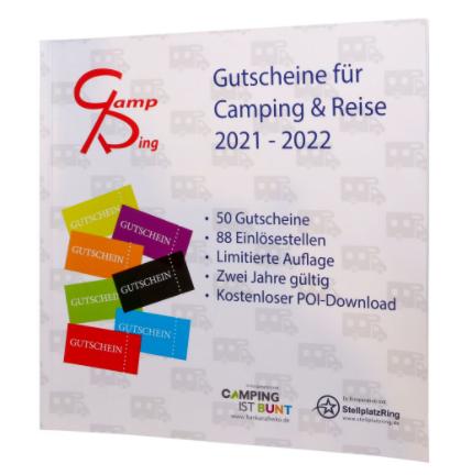 CampRing - Reisen und Sparen