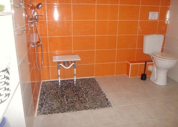 salle d'eau à l'italienne rez de chaussée