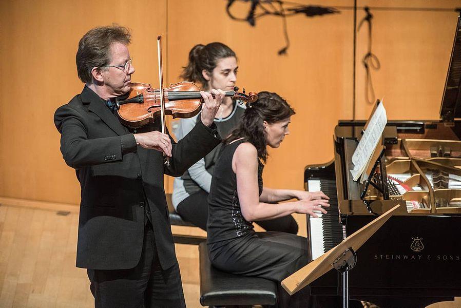 Konzert HfM mit Ingolf Turban
