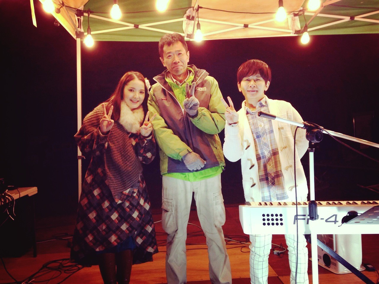 2014.11.22『森林公園フォレストナイトコンサート』@埼玉