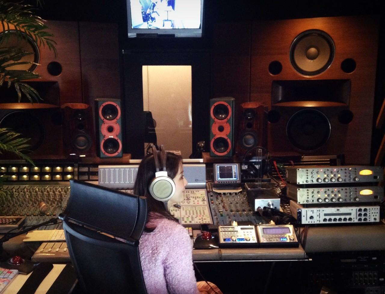 2015.1 『Traditional Songs』レコーディング @東京