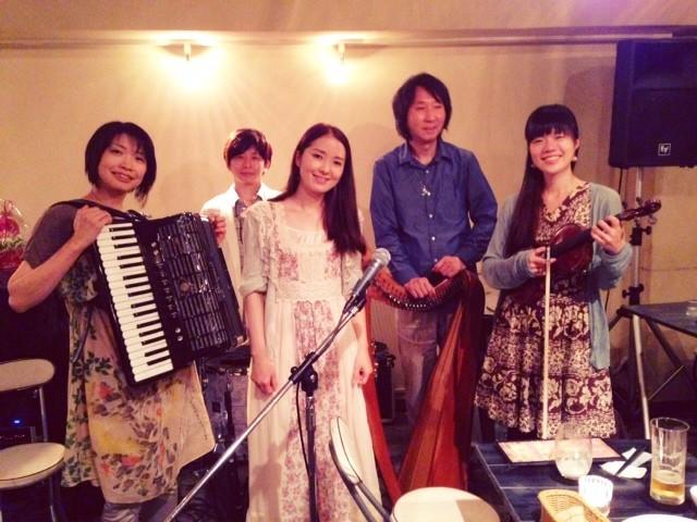 2014.7.14『ケルトの森コンサートVol.1』@東京