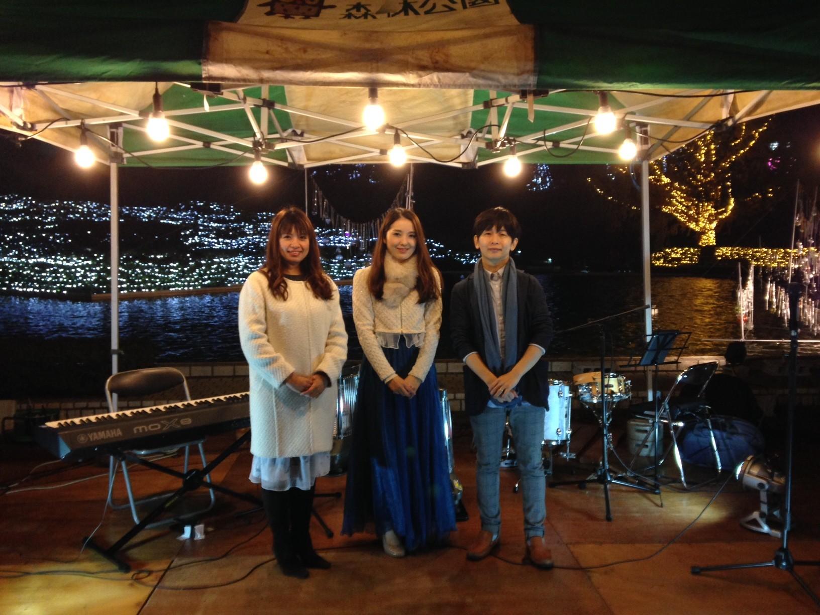 2015.11.22 『森林公園フォレストナイトコンサート』@埼玉