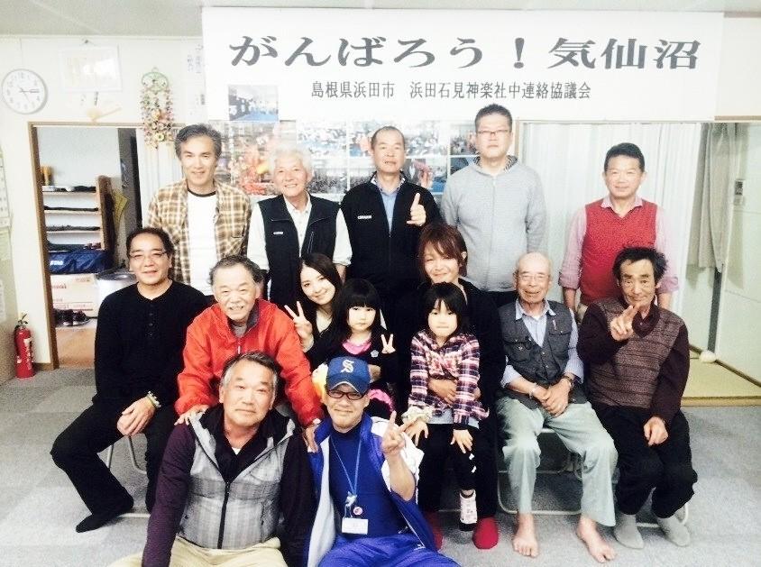 2014.5.18『気仙沼公園仮設住宅イベント』@宮城