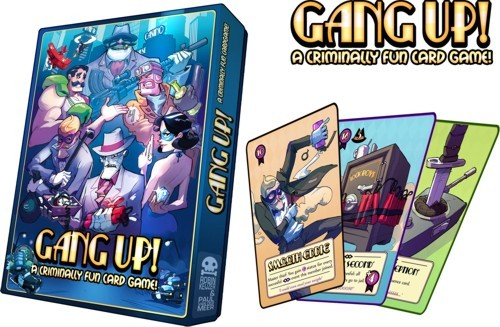 Gang Up! (NL Review)