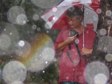 Provence - Orbse im Gewitter 2012