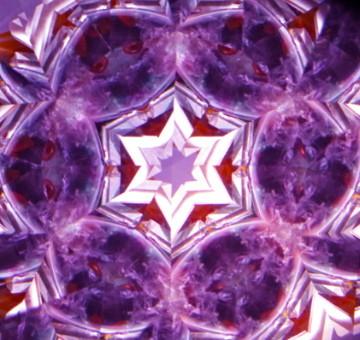 Violette flamme3
