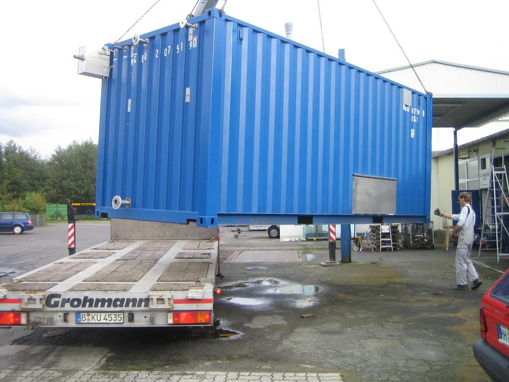 Lösungen für Dampfkesselanlagen - sanmann-services.de
