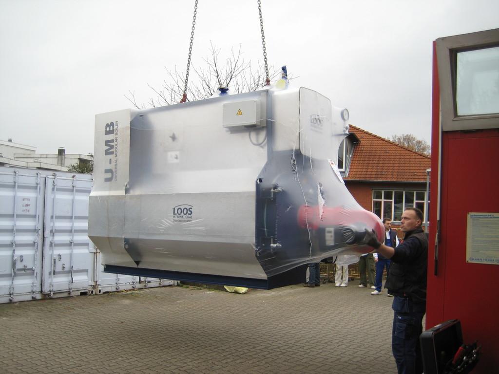 Dampferzeugung - sanmann-services.de