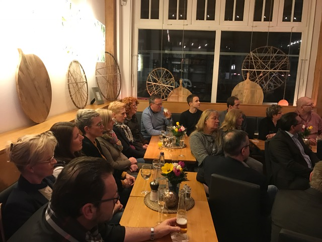 FDP Ahlen, Neujahrsempfang 25.01.207