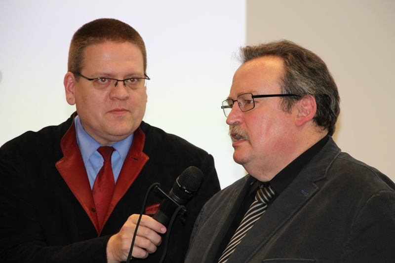 V. Göppert, Chr. Brodesser