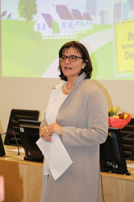 Verena Göppert, Dt. Städtetag