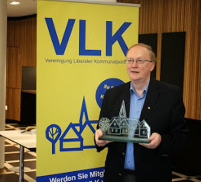 Dr. Kurt Duwe, Träger der Auszeichnung ''Das gläserne Rathaus''