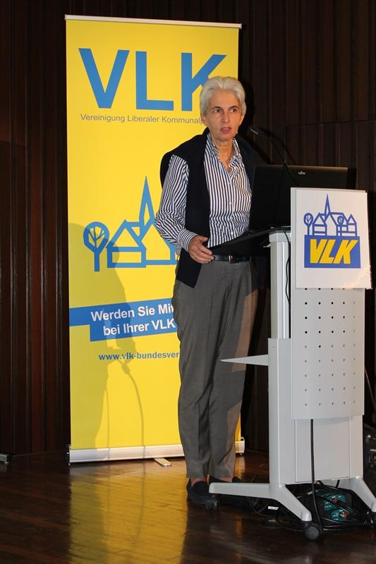 Dr. M.-A. Strack-Zimmermann, stellv. Bundesvorsitzende der FDP