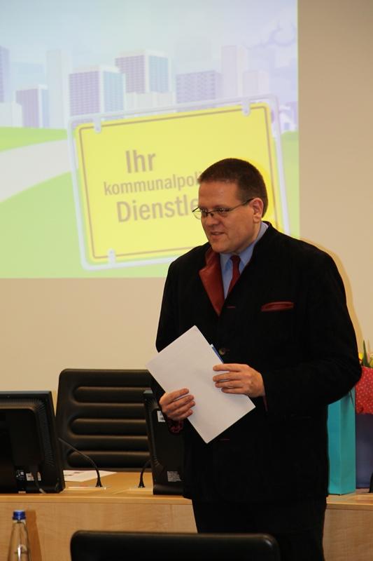 Kai Abruszat, Vorsitzender VLK NRW