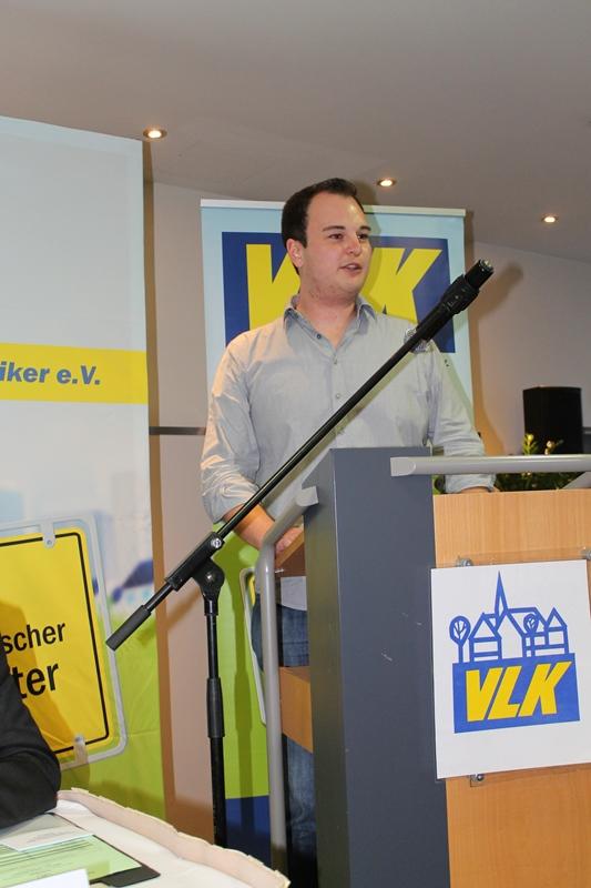 Florian Ott, stellv. Bundesvorsitzender der Jungen Liberalen