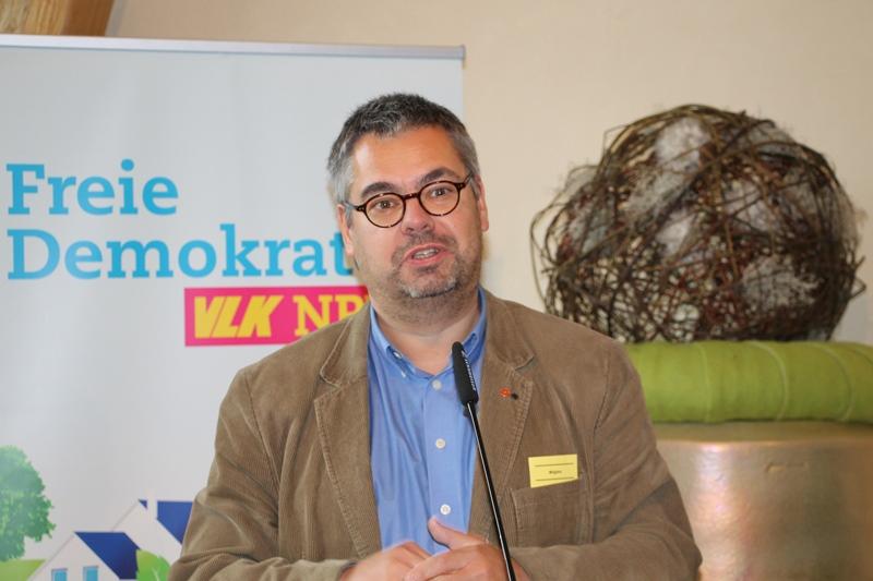 Markus Schiek, Schatzmeister