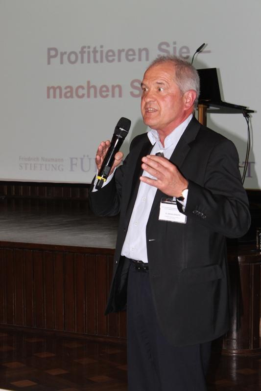 Vortrag Dr. Söltenfuß, Friedrich-Naumann-Stiftung