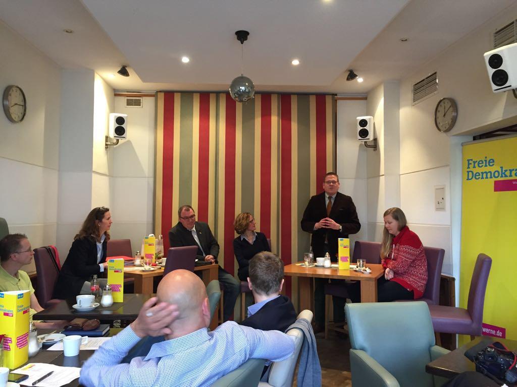 FDP Werne, Ortsparteitag 05.02.2017