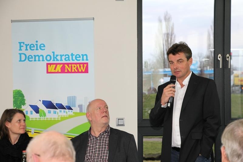 Chr. Hagedorn, Geschäftsführer Westpress