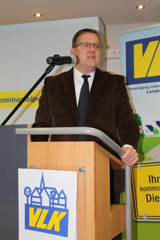 Kai Abruszat, neuer Vorsitzender der VLK NRW