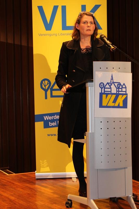 Judith Pirscher, Landesrätin beim LWL Münster