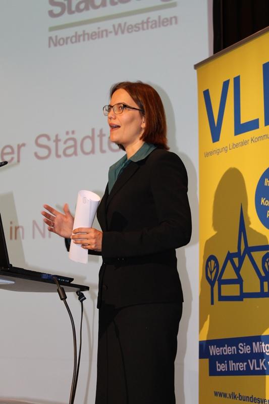Dr. Dörte Diemert, Referentin Deutscher Städtetag