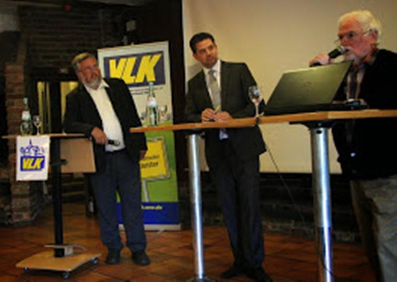 Karl Peter Brendel, Moritz Kracht, Günter Scheuer