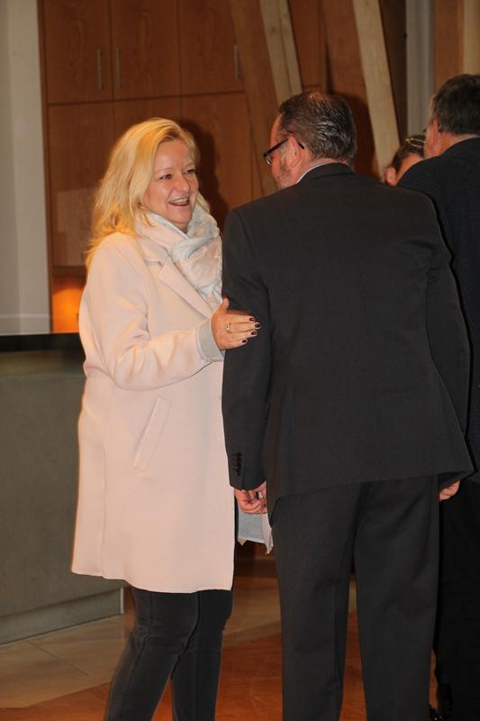 Gisela Piltz, Joachim vom Berg