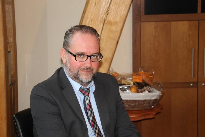 VLK NRW Geschäftsführer Joachim vom Berg