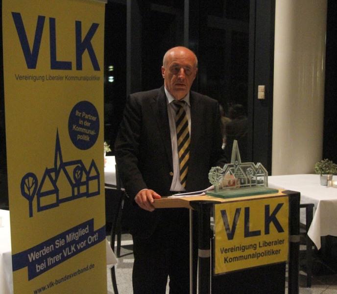 Wolfram Dette, Ehrenvorsitzender der VLK